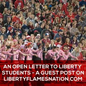 liberty students