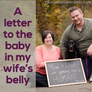 baby letter
